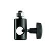 Manfrotto 014-38 16mm Female Adapter - Black