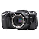 Blackmagic Pocket Cinema Camera 6K EF Lens mount