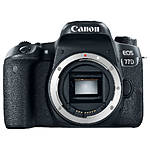 Canon EOS 77D DSLR with 18-135mm  and  55-250mm IS STM