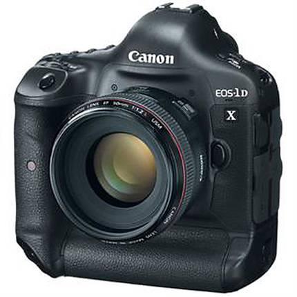 Canon EOS-1D X 18.1 MP CMOS Digital Camera (Body Only)-Black