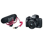 Canon EOS M50 Video Creator Kit