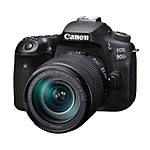 Canon EOS 90D DSLR Camera with EF-S 18-135mm f/3.5-5.6 IS USM Lens Kit