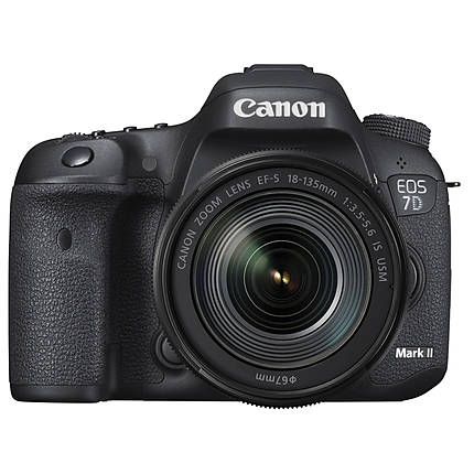 Canon EOS 7D Mark II Body with W-E1 Wi-Fi Adapter Kit