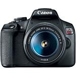 Canon EOS REBEL T7 18-55mm f/3.5-5.6 IS II Kit