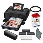 Canon SELPHY CP1200 Printer with NB-CP2LH Battery KP-108 Cloth Cable