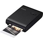Canon SELPHY Square QX10 Compact Photo Printer (Black)