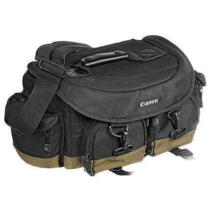 Canon 1EG Professional Gadget Bag (Black with Olive Trim)