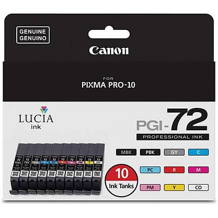 Canon PGI-72 10 Color Pack