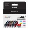Canon CLI-42 Color 5 Ink Value Pack for Canon Pixma Pro-100 Printer