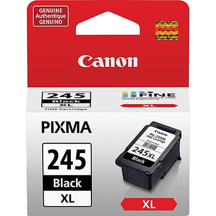 Canon PG-245 XL High Capacity Black Ink Cartridge