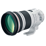Canon EF 300mm f/2.8L IS II USM Telephoto Lens - White