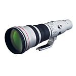 Canon EF 800mm f/5.6L IS USM Super Telephoto Lens - White