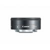 Canon EF-M 22mm f/2 STM Wide Angle Lens - Black