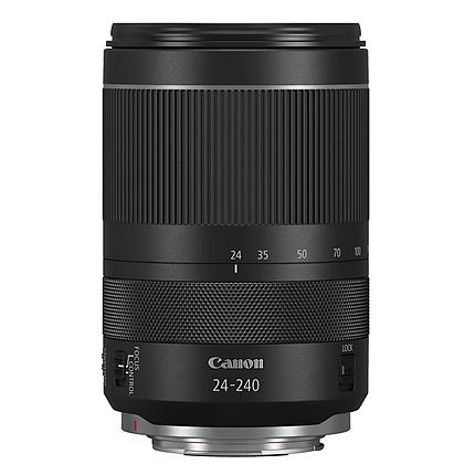 Canon RF24-240mm F4-6.3 IS USM Lens