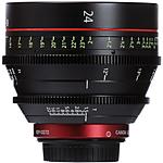Canon CN-E 24mm T1.5 L F Cinema Prime Lens (EF Mount)