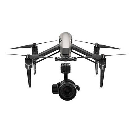 DJI Inspire 2 Quadcopter w/Zenmuse X5S,CinemaDNG  and  Apple ProRes Licenses