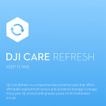 DJI Care Refresh for Air 2S (1 Year)