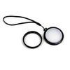 DLC DL-2562 62mm White Balance Disk And Lens Cap