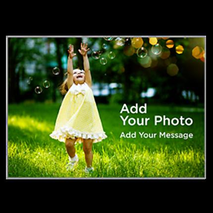 5x7 Photo Card (landscape)