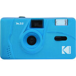Kodak M35 Cerulean Blue Film Camera with Flash