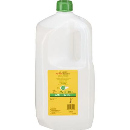 Kodak 25L C-41 Flexicolor Fixer  and  Replenisher for Color Negative Film