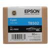 Epson Ultrachrome HD Cyan Ink Cartridge for P800 Printer