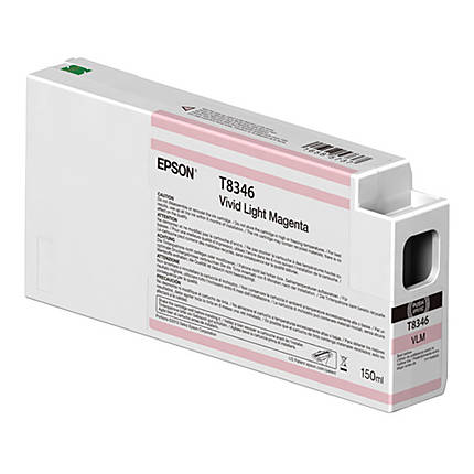 Epson Ultrachrome HD Vivid Light Magenta Ink Cartridge (150 ML)