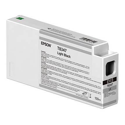 Epson Ultrachrome HD Light Black Ink Cartridge (150 ML)