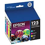 Epson 124 DURABrite Color Ink Cartridgeidge Multipack