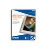 Epson 4x6 Ultra Premium Glossy Paper (60 Sheets)