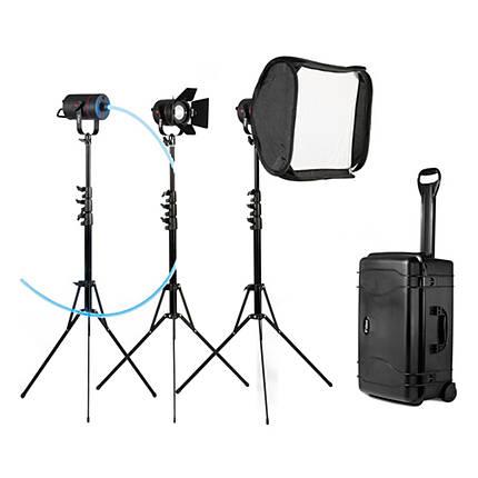 Fiilex K311 Lighting Kit (2x-P360,1x-P200)