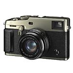 Fujifilm X-Pro3 Mirrorless Digital Camera Body - Dura Silver