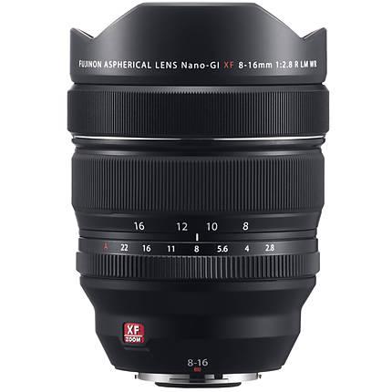 Fujifilm Fujinon XF8-16mm F2.8 R LM WR Lens