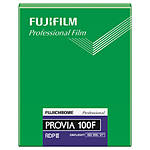 Fujifilm Fujichrome Provia 100F Pro RDP-III Color Transparency Film (4x5)
