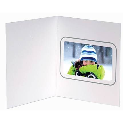 Fujifilm Wide Format Folder for FujiInstax - Horizontal Orientation (100 Pie