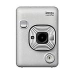 Fujifilm Instax Hybrid Mini Liplay (Stone White)