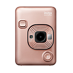 Fujifilm Instax Hybrid Mini Liplay (Blush Gold)