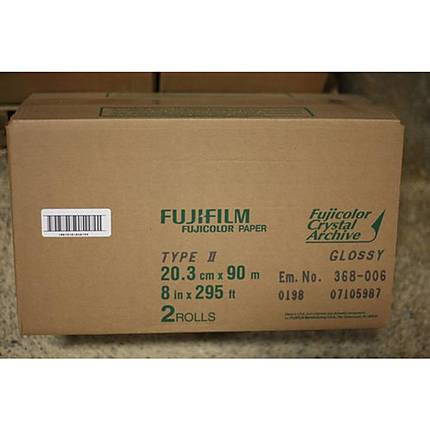 Fujifilm Paper Crystal Archive Type Two 8x295 Glossy
