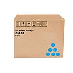 Ricoh Pro C5100 Print Toner Cartridge (Cyan)