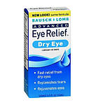Bauscg  and  Lomb Dry Eye Rejuvenating Drops .5oz