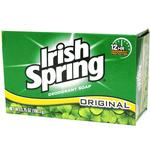 Irish Spring Soap 3.75oz Original Scent Bath Soap Bars