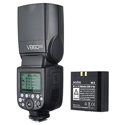 Godox V860IIF Ving Camera Flash (TTL) Kit for Fujifilm