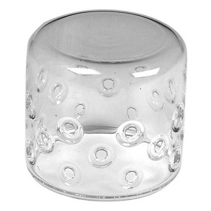 Hensel Glass Dome Clear Uncoated for EH Pro  and  EH Mini Heads