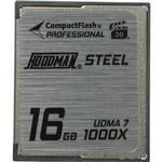 Hoodman Steel 16GB 1000X UDMA 150Mb/s SLC Compact Flash Card