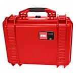 HPRC 2400F Hard Case with Foam (Red)