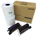 HiTi 6x8 Media for P520/525 Printer (250 sheets/roll, 2 rolls/carton)