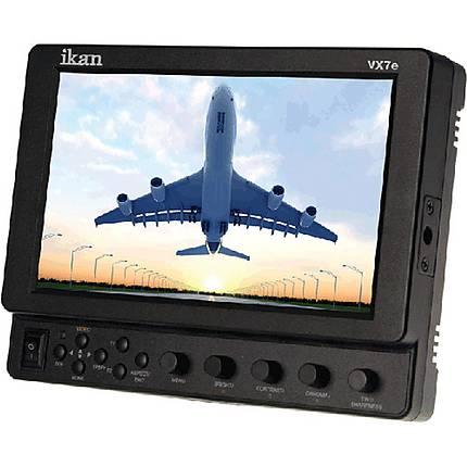 ikan 7 HD-SDI Field Monitor with Peaking  and  False Color - VX7e