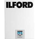 Ilford FP4 Plus Black and White Negative Film (5x7, ISO 125, 25 Sheets)