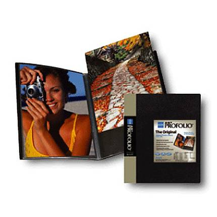 Itoya 8.5 x 11 In. Art Profolio Storage/Display Book (90 Pages)