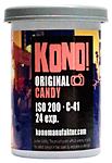 KONO! Original Candy 35mm C-41 Color Film 200 ISO - 24exp